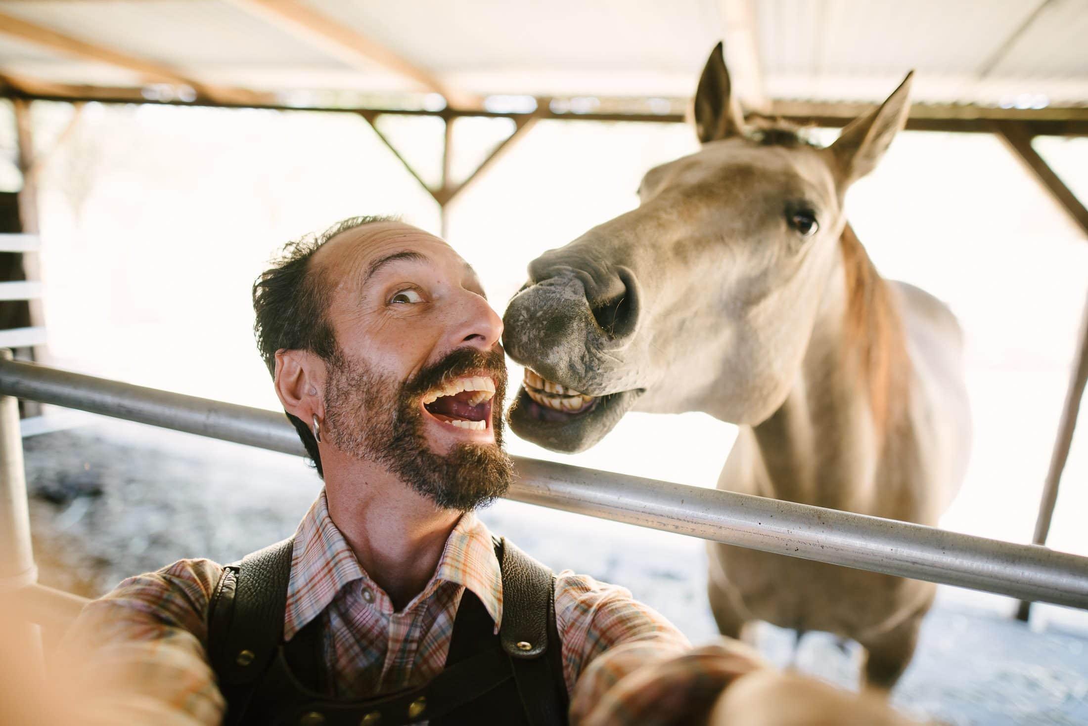 Beltane Ranch Photographer Selfie