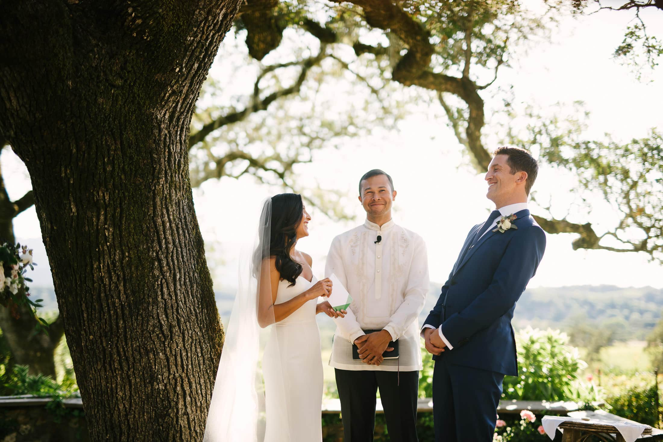 Beltane Ranch Wedding Ceremony