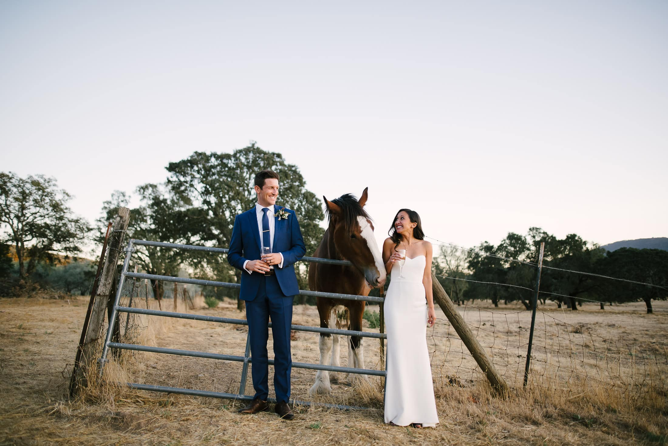 Beltane Ranch Wedding Portrait