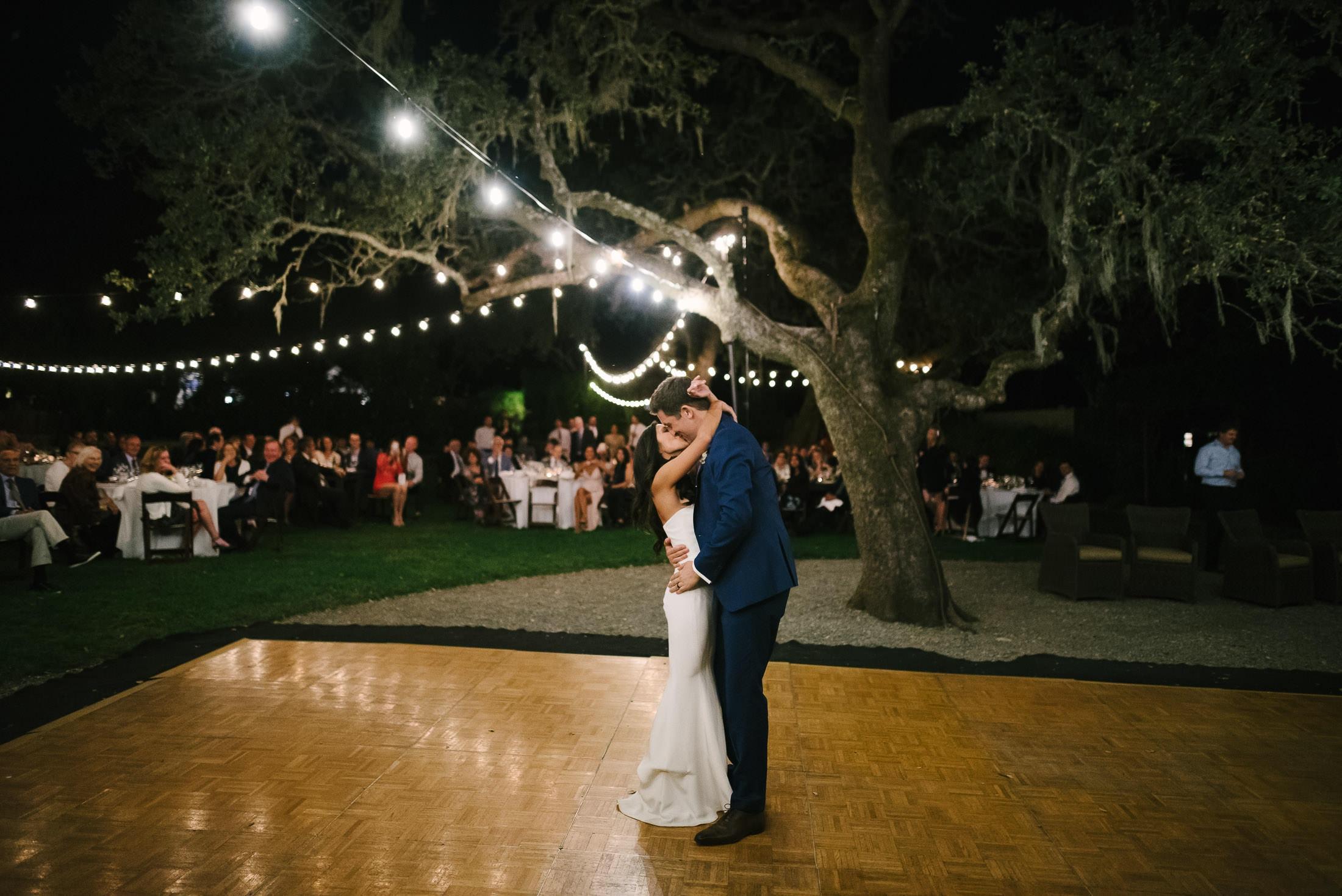Beltane Ranch Wedding Reception