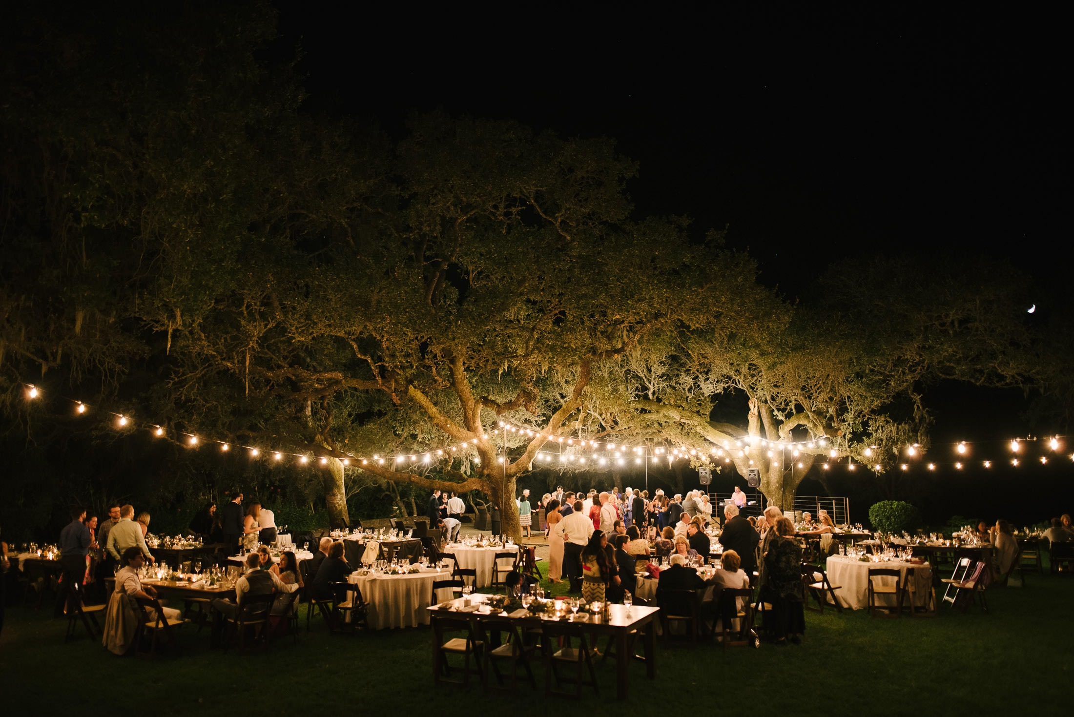Beltane Ranch Wedding Reception