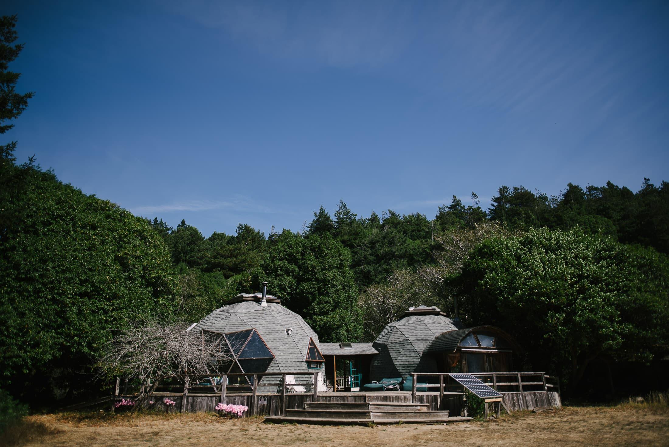Oz Farm Wedding Domes