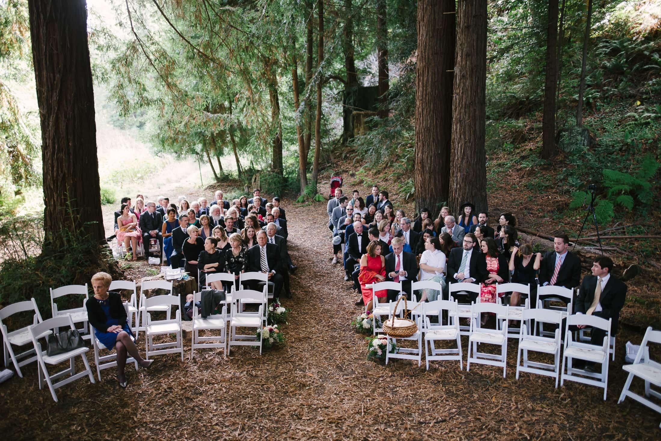 Oz Farm Wedding Ceremony Site