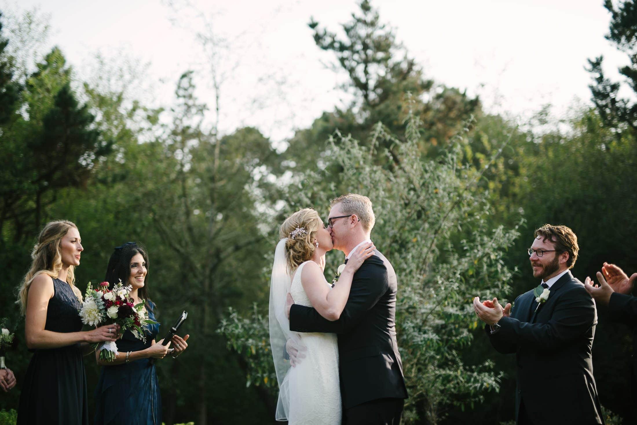 Pelican Inn Wedding Ceremony