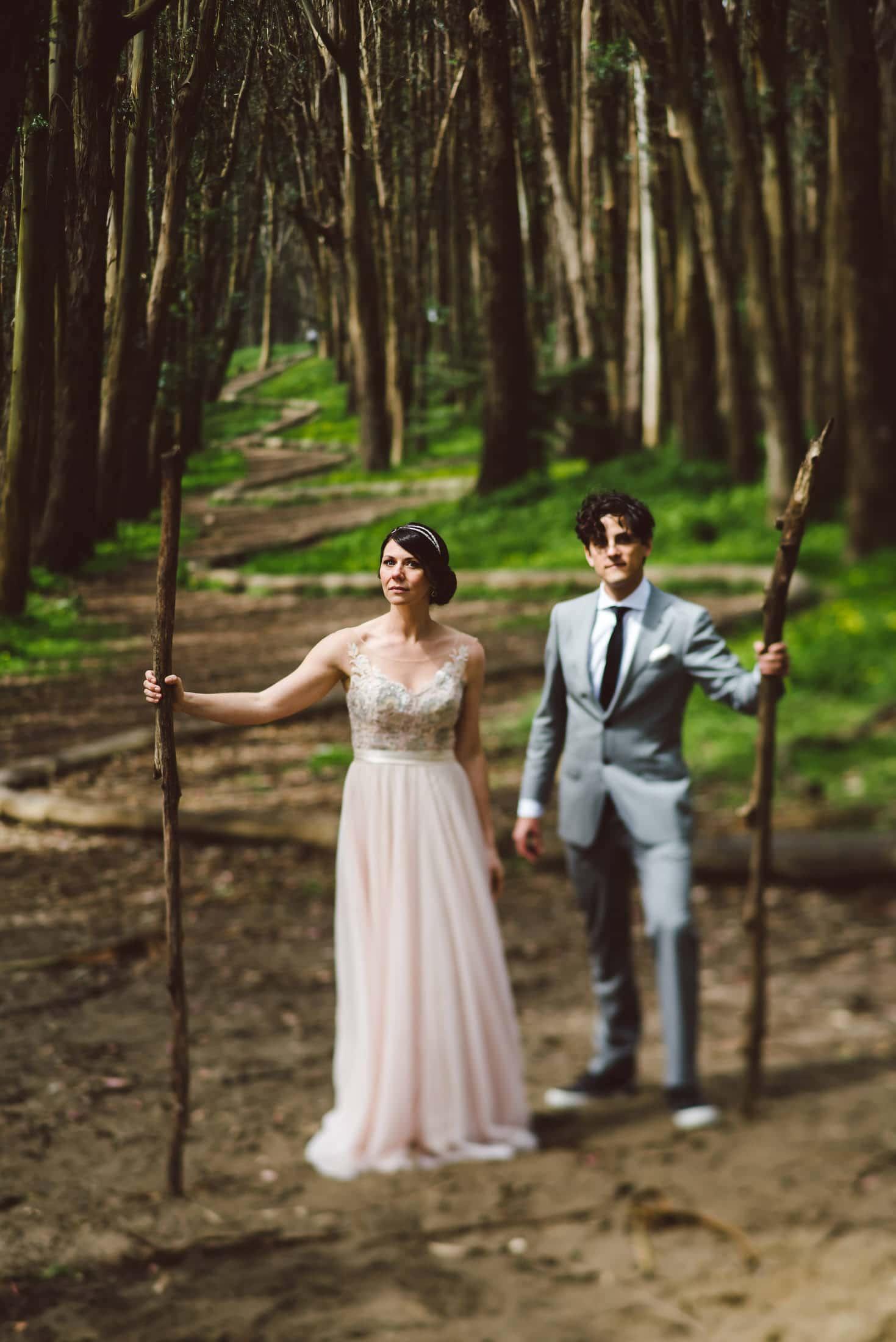 Wood Line Wedding Pics