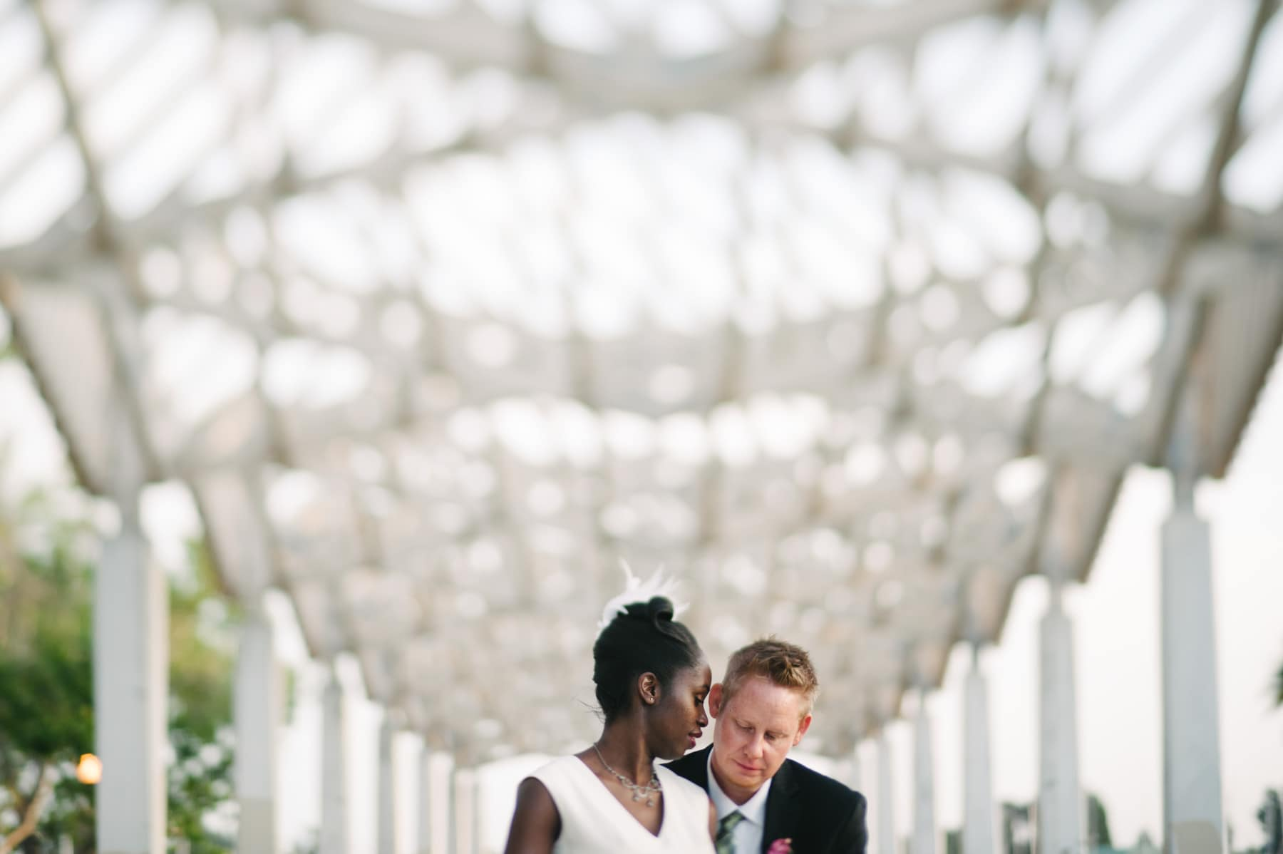 Awesome Bay Area Wedding Portrait in Oakland