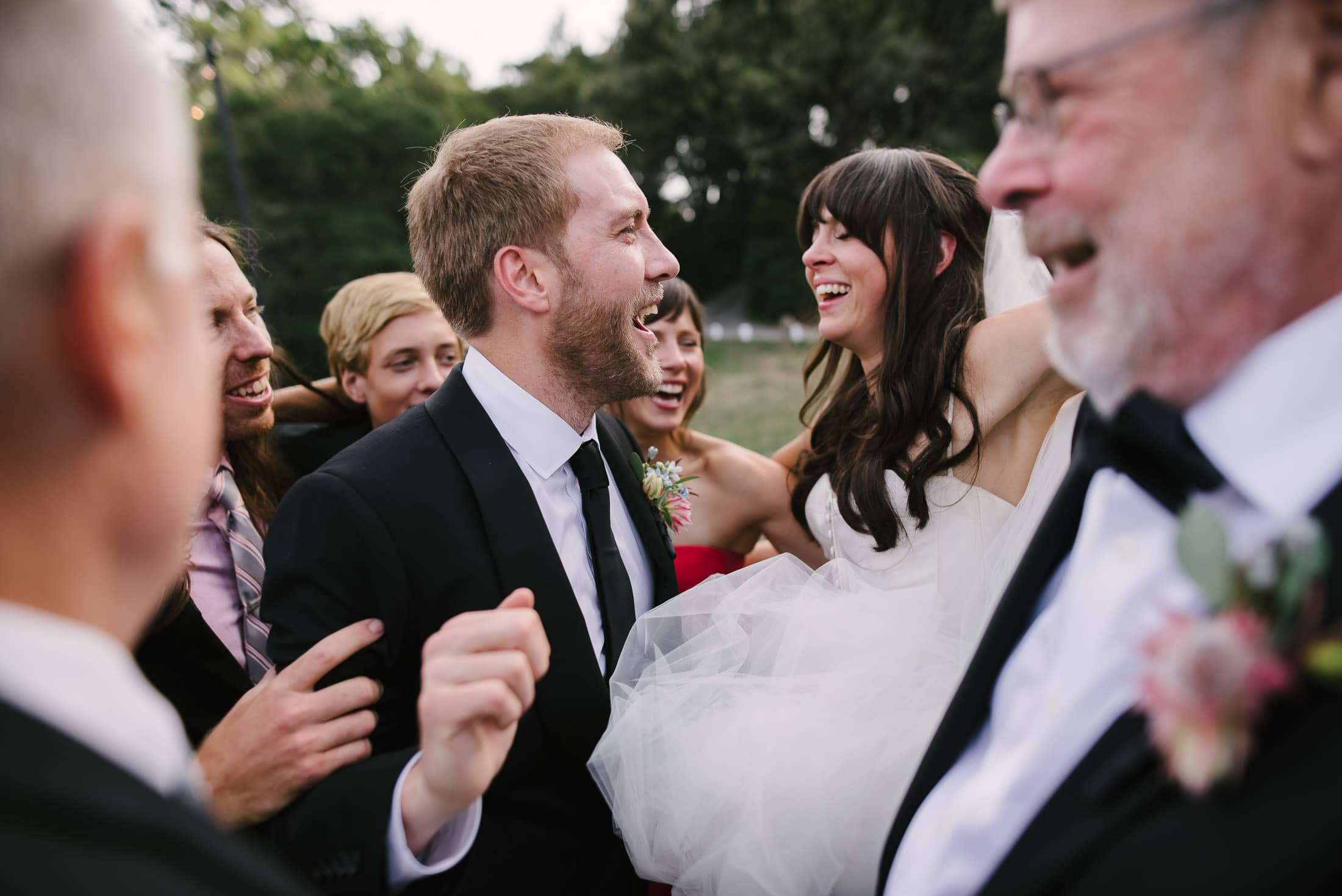 Beautiful Bolinas Wedding