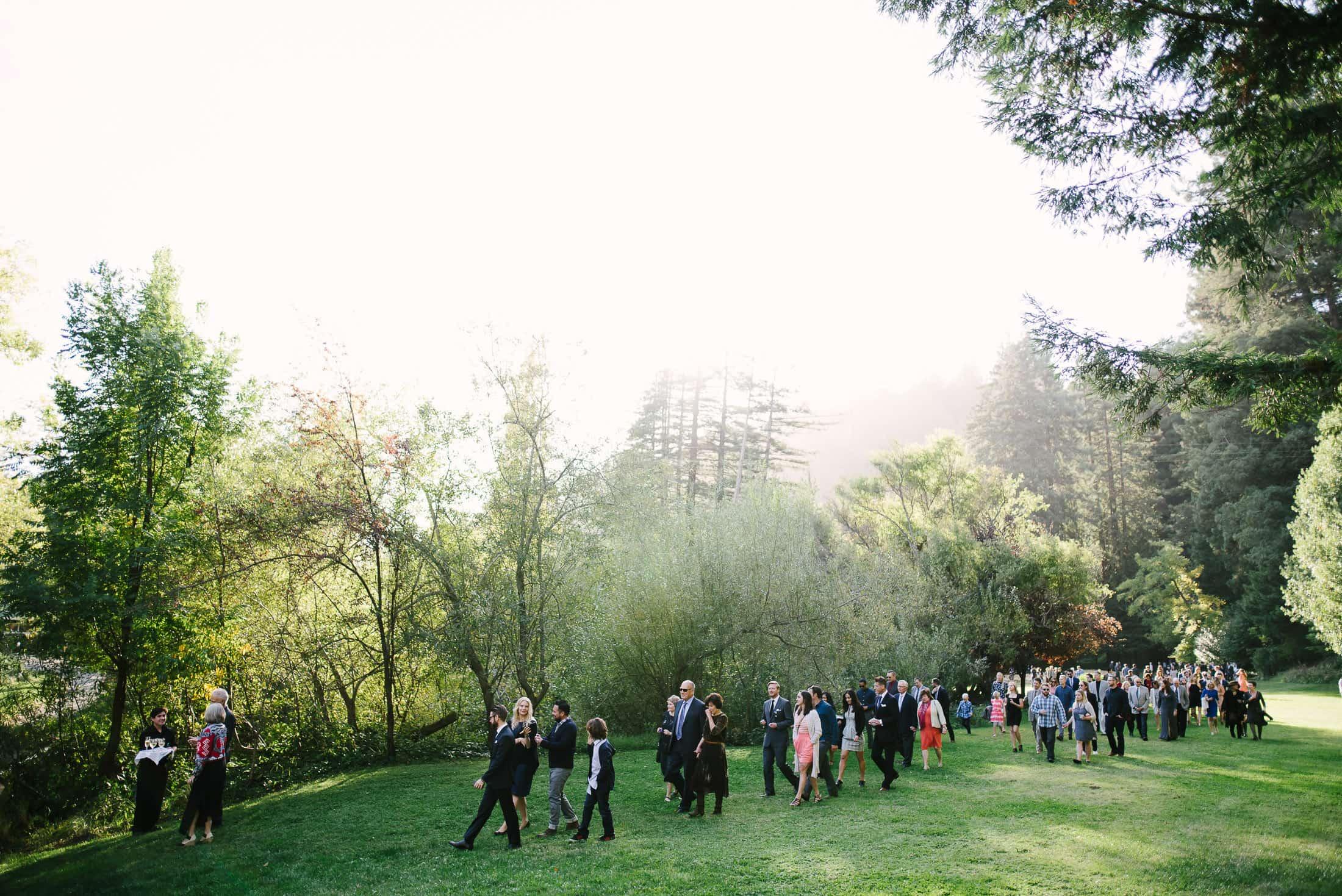 Fun Dawn Ranch Wedding