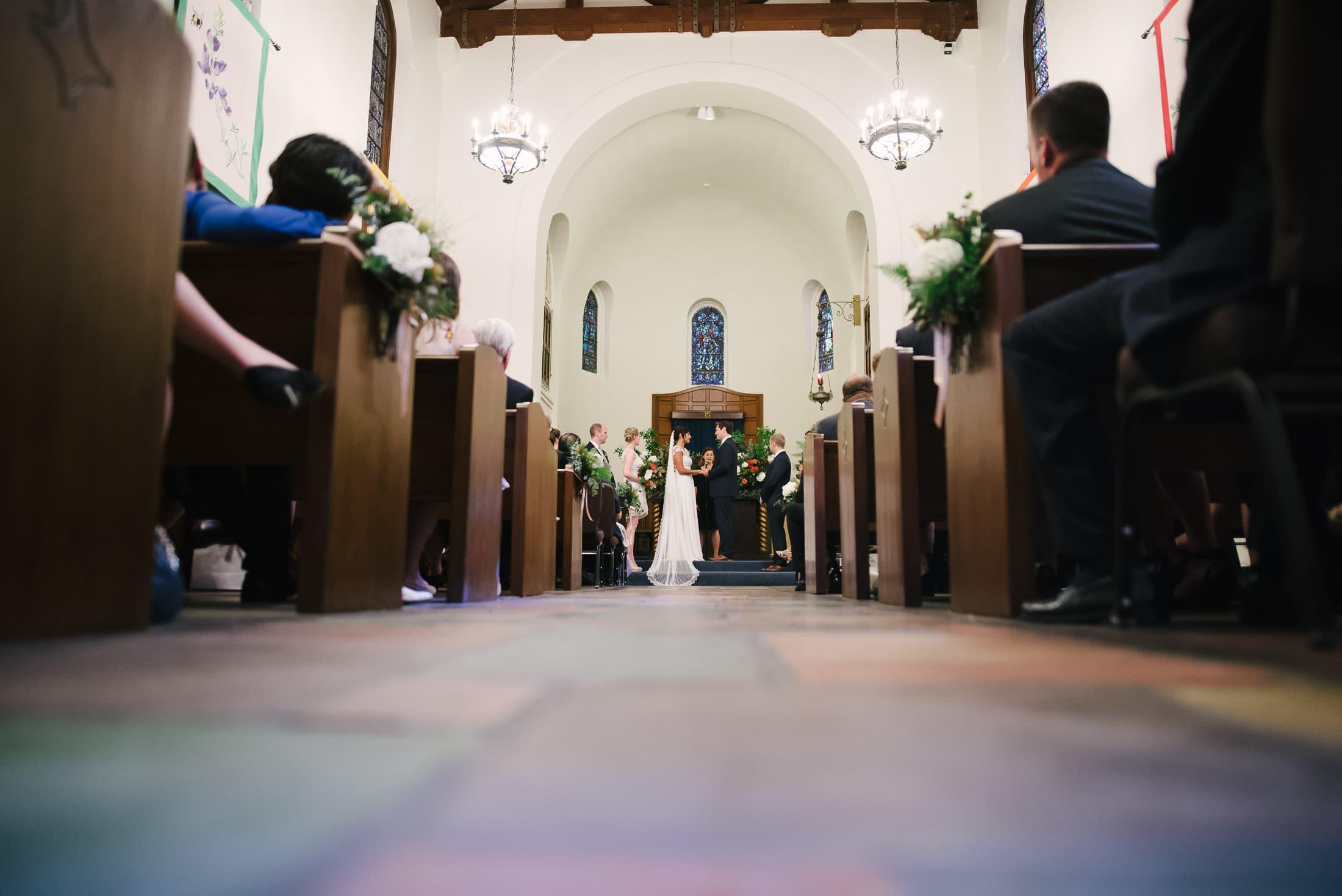 Golden Gate Club Presidio Wedding
