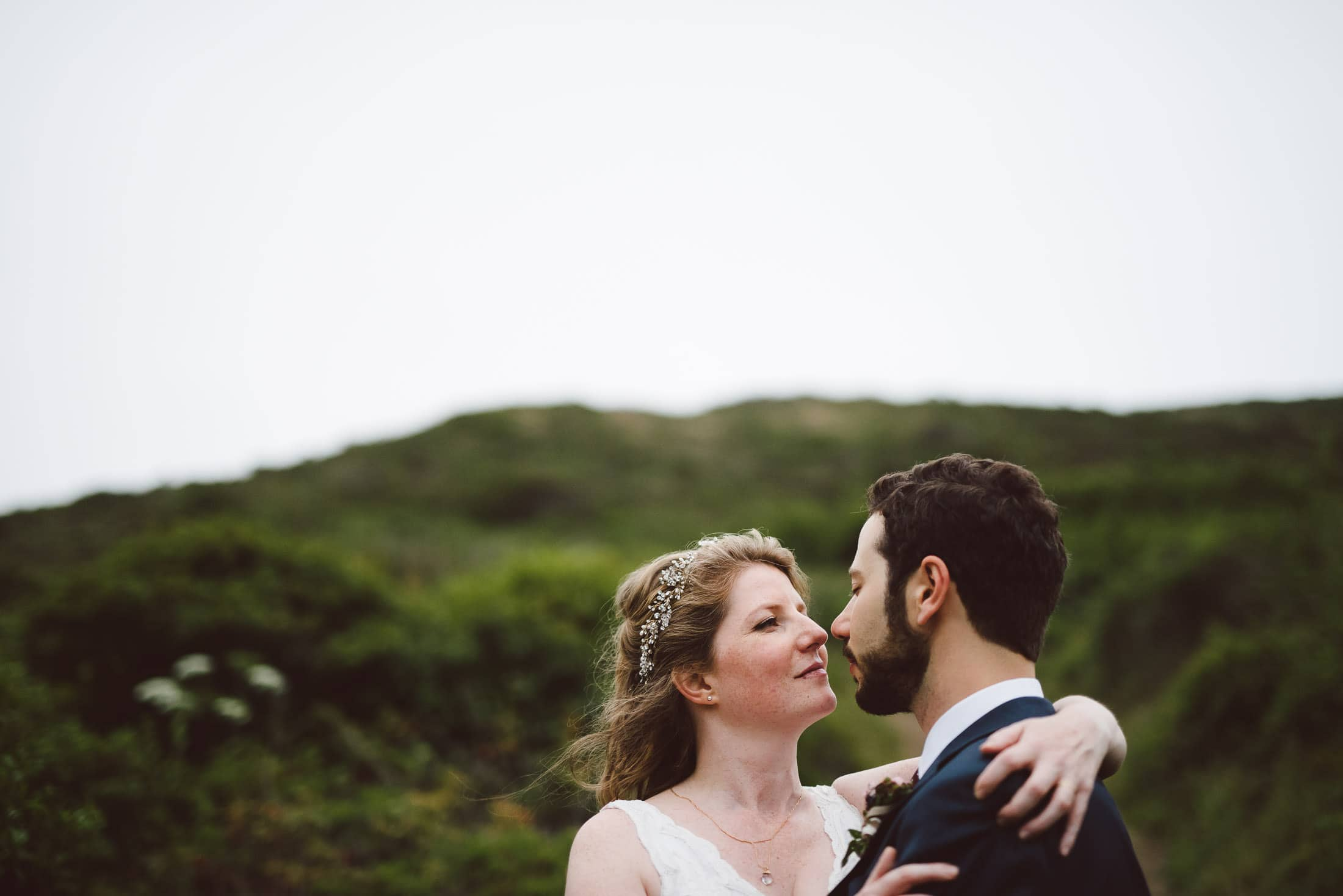 Marin Headlands Wedding