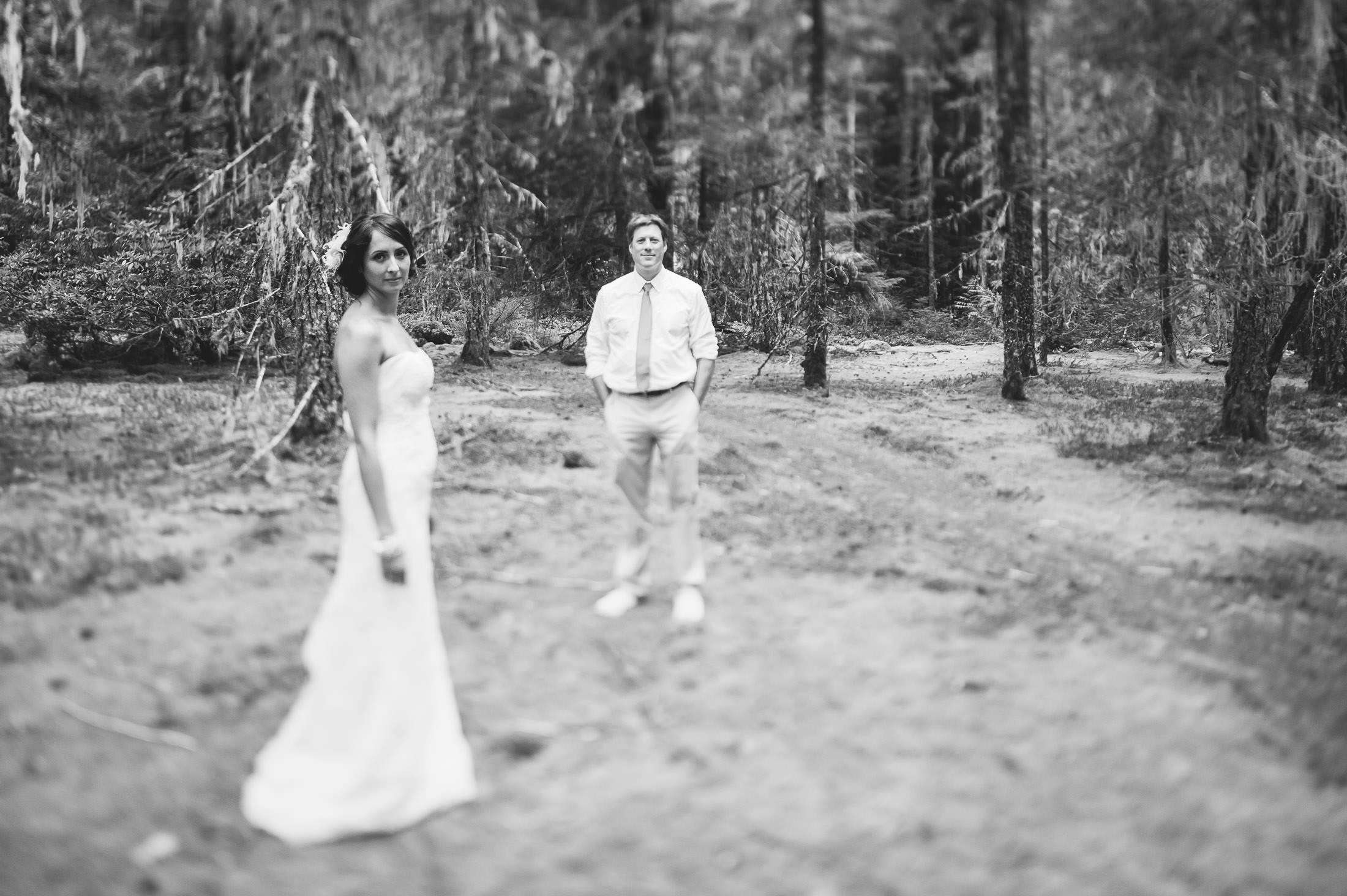 Mount Hood Wedding
