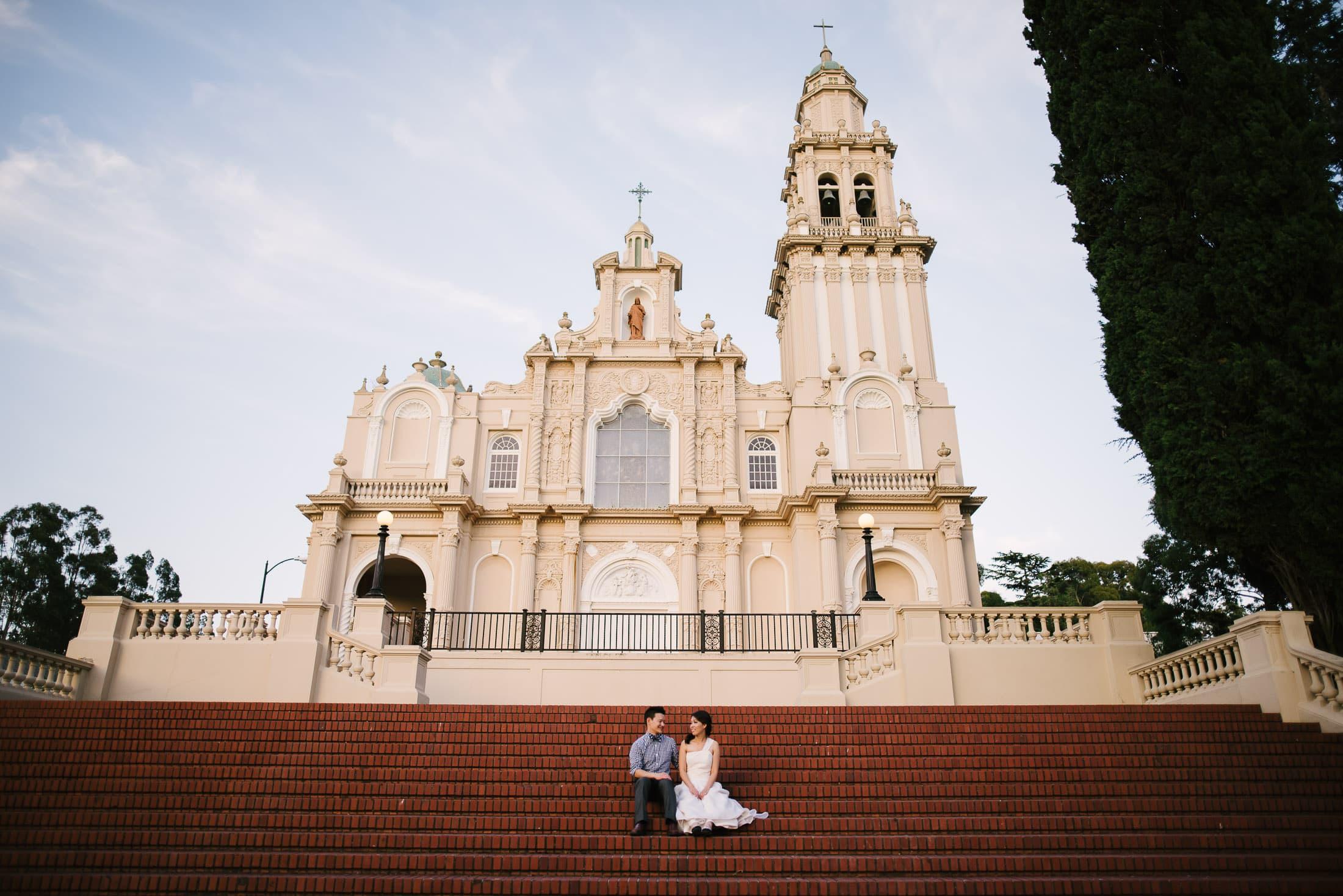 Saint Vincent's School Wedding