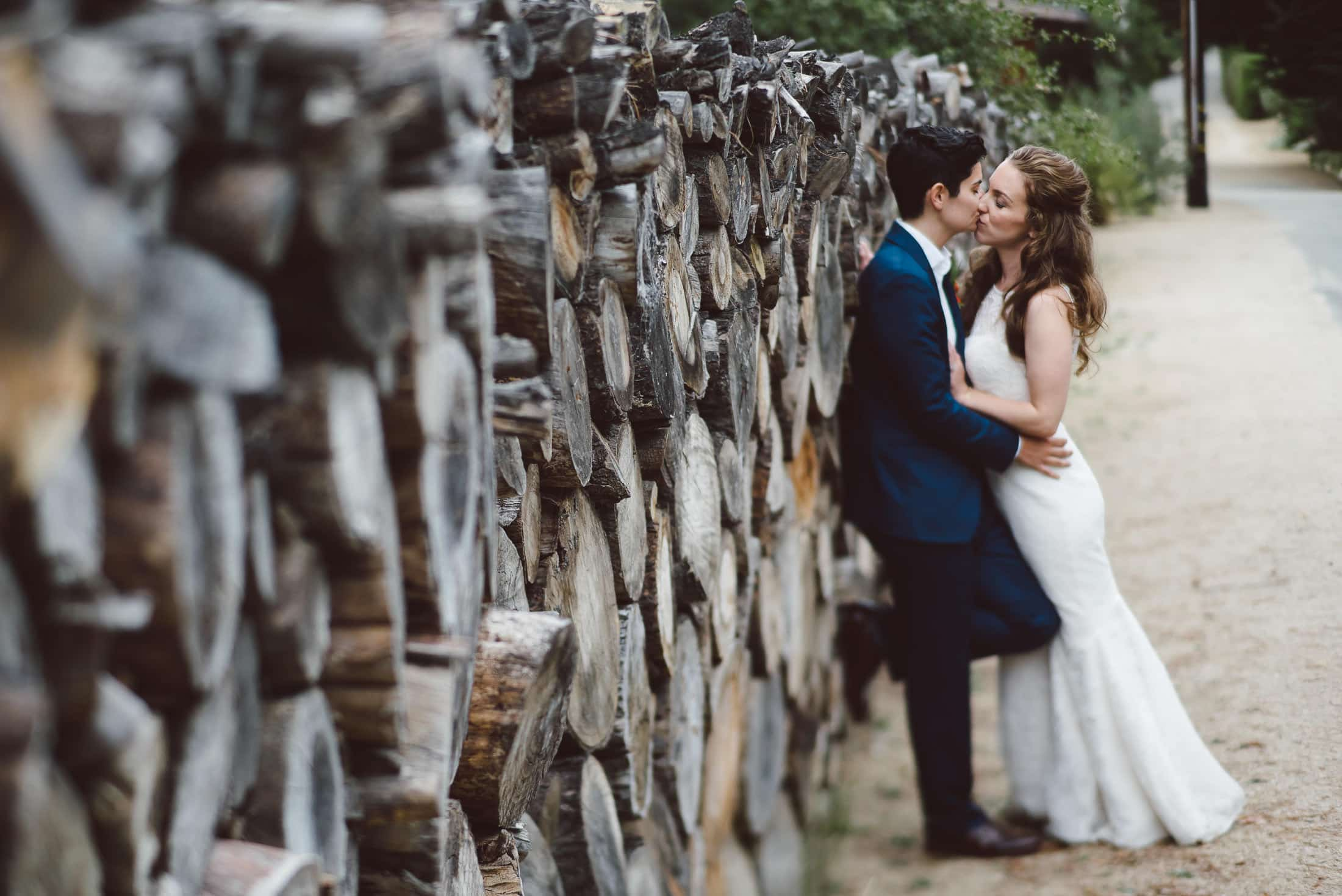 Jewish Wedding Holly Farm