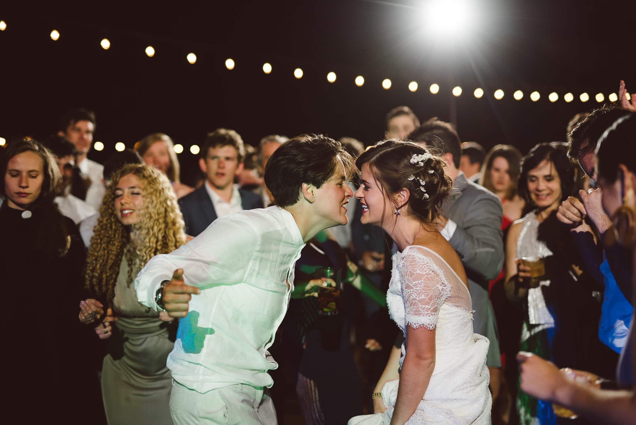 Same Sex Mitchell's Meadow Wedding Truckee