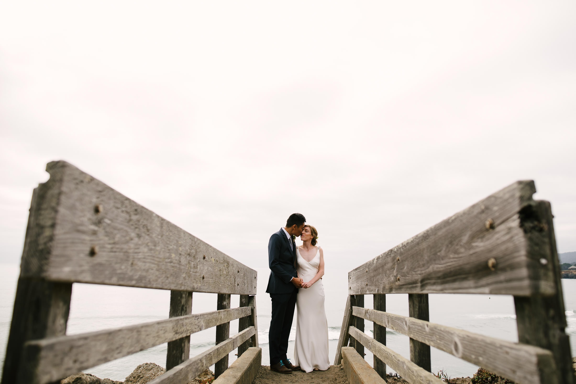 architects sea ranch wedding