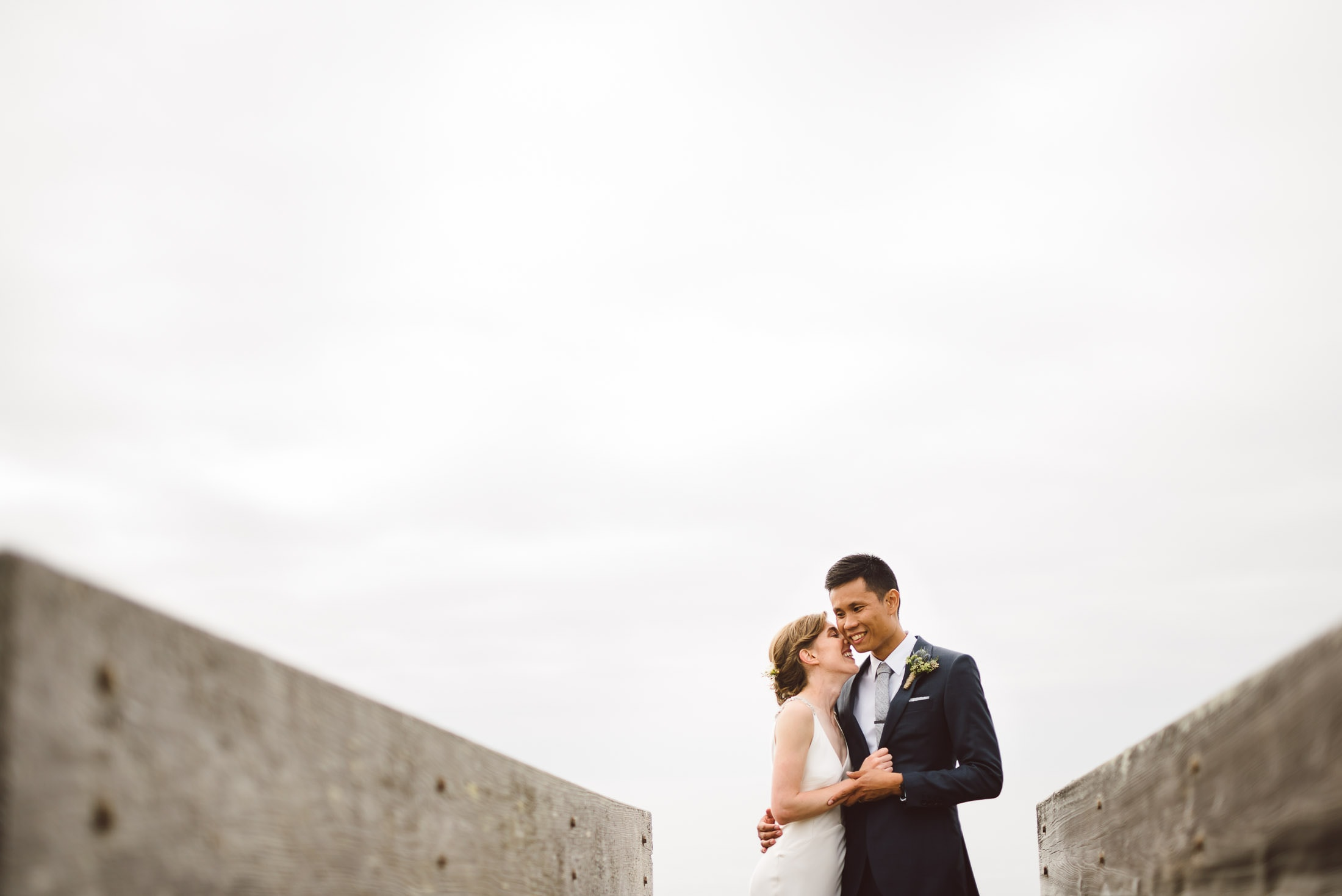 sea ranch wedding